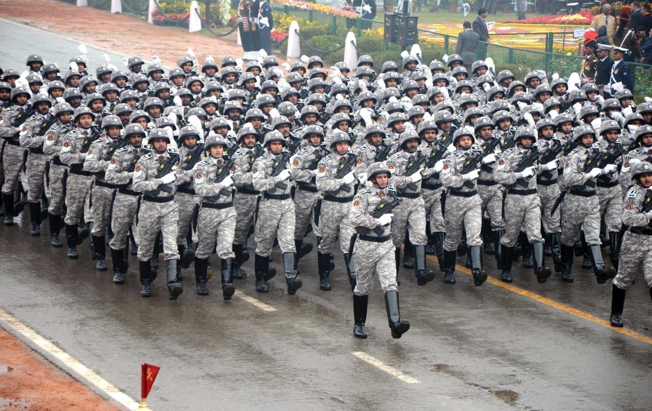ಅರೆಸೈನಿಕ ಪಡೆ ಮುಖ್ಯಸ್ಥರ ತುರ್ತು ಸಭೆ ನಡೆಸಿದ ರಾಜನಾಥ್ ಸಿಂಗ್