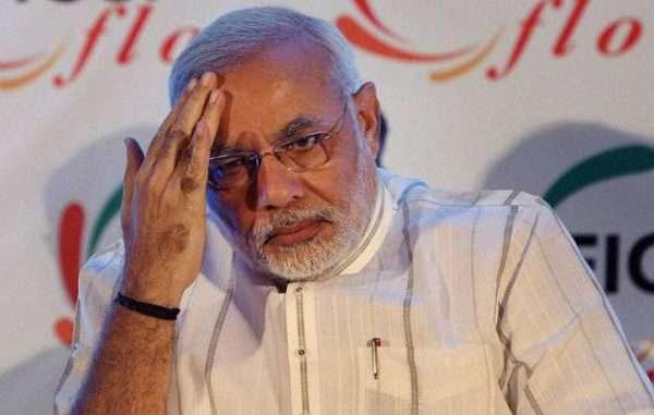 ಒಂದೇ ತಿಂಗಳಲ್ಲಿ ಮೋದಿ ಜನಪ್ರಿಯತೆ 12 ಪಾಯಿಂಟ್ ಕುಸಿತ: ಸಿ-ವೋಟರ್-ಐಎಎನ್ಎಸ್ ಸಮೀಕ್ಷೆ