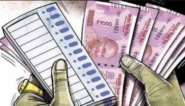 ಲೋಕಸಭಾ ಚುನಾವಣೆಗೆ ಬಿಜೆಪಿ ಮಾಡಿದ ವೆಚ್ಚ ಬರೋಬ್ಬರಿ ₹27,000 ಕೋಟಿ!