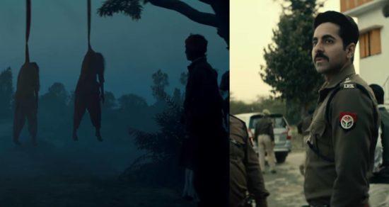 ಭಾರತದ ಕೊಳಕನ್ನು ತೋರಿಸುವ 'ಆರ್ಟಿಕಲ್ 15' ಸಿನೆಮಾ
